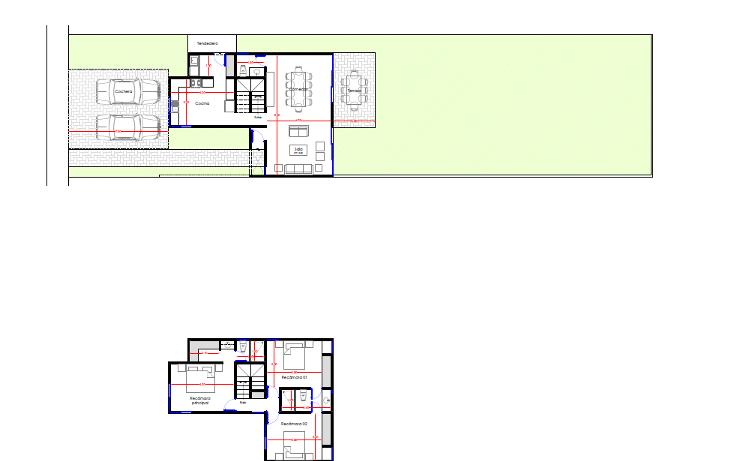 Foto de casa en condominio en venta en  , cholul, mérida, yucatán, 1098907 No. 09