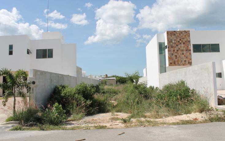 Foto de terreno habitacional en venta en  , cholul, mérida, yucatán, 1100643 No. 01