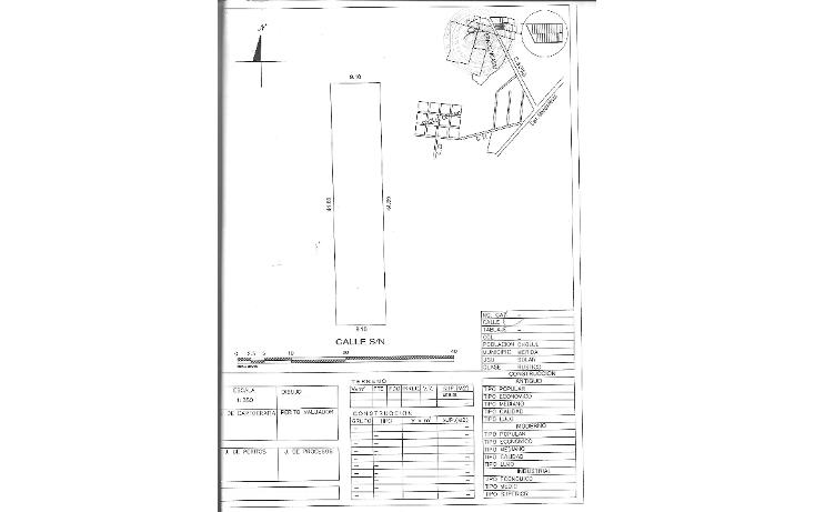 Foto de terreno habitacional en venta en  , cholul, mérida, yucatán, 1100643 No. 04