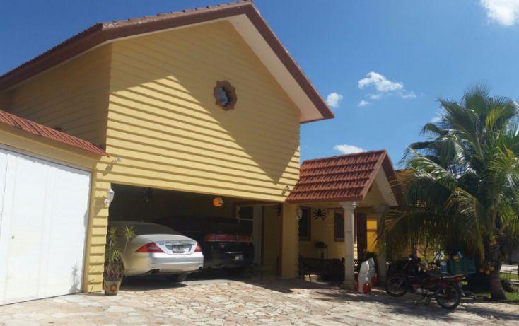 Foto de casa en venta en, cholul, mérida, yucatán, 1100861 no 01