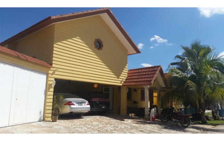 Foto de casa en venta en  , cholul, m?rida, yucat?n, 1100861 No. 01