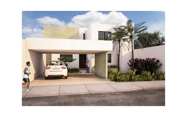 Foto de casa en venta en  , cholul, m?rida, yucat?n, 1102411 No. 01