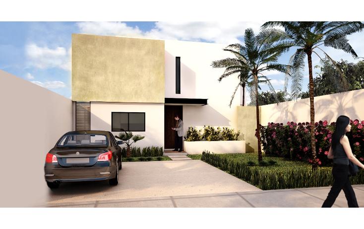 Foto de casa en venta en  , cholul, m?rida, yucat?n, 1102411 No. 02