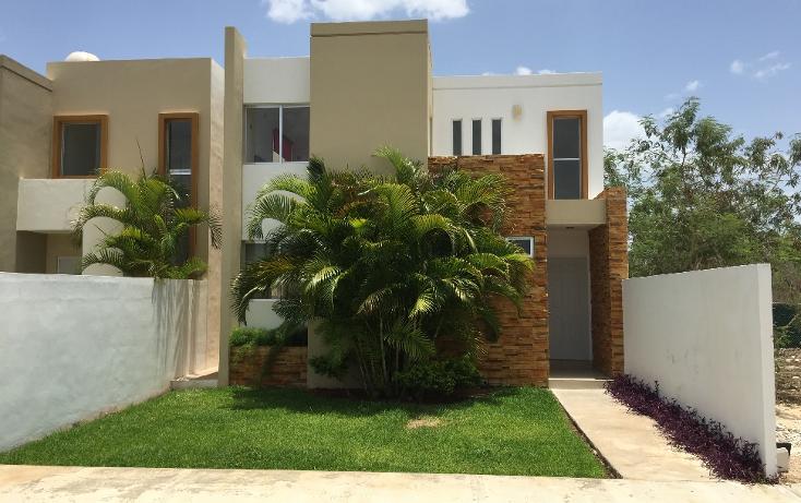 Foto de casa en venta en  , cholul, mérida, yucatán, 1103229 No. 01