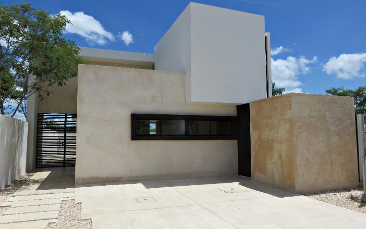 Foto de casa en venta en  , cholul, m?rida, yucat?n, 1107895 No. 01