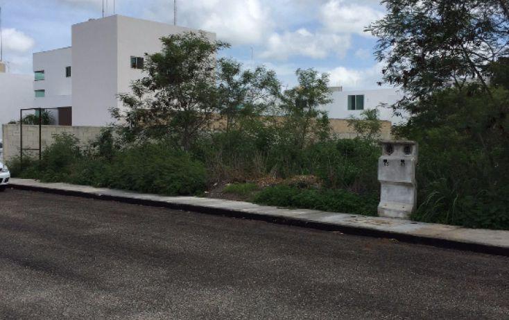Foto de terreno habitacional en venta en, cholul, mérida, yucatán, 1108773 no 02