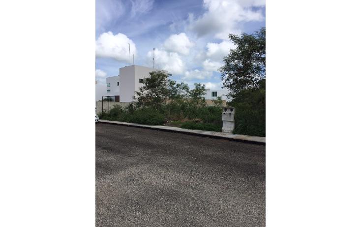 Foto de terreno habitacional en venta en  , cholul, mérida, yucatán, 1108773 No. 02