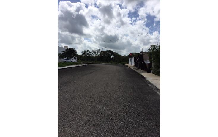 Foto de terreno habitacional en venta en  , cholul, mérida, yucatán, 1108773 No. 05