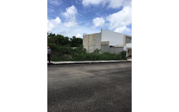 Foto de terreno habitacional en venta en  , cholul, mérida, yucatán, 1108773 No. 06