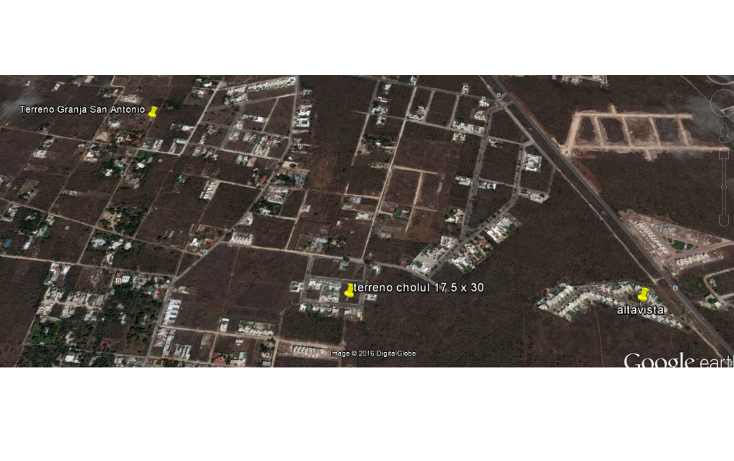 Foto de terreno habitacional en venta en, cholul, mérida, yucatán, 1108773 no 09