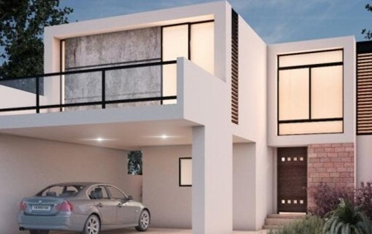 Foto de casa en venta en  , cholul, mérida, yucatán, 1109653 No. 01