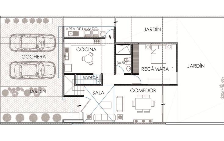Foto de casa en venta en  , cholul, m?rida, yucat?n, 1110681 No. 03