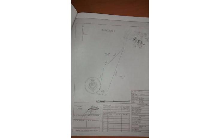 Foto de terreno habitacional en venta en  , cholul, mérida, yucatán, 1111483 No. 03