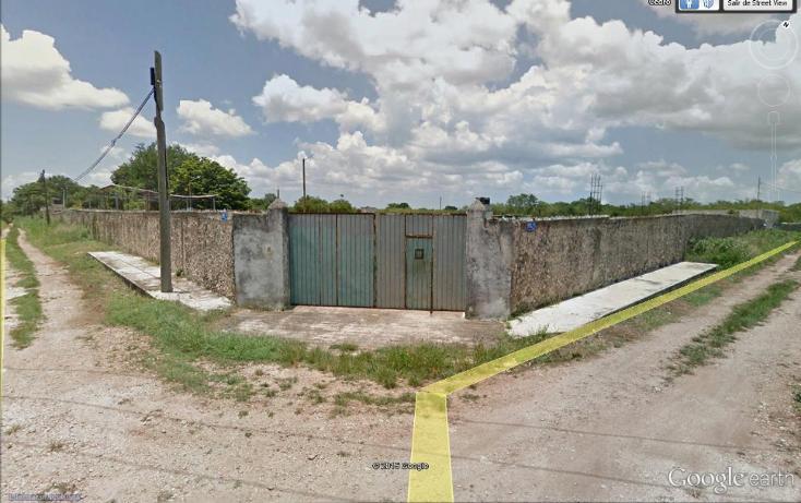 Foto de terreno habitacional en venta en, cholul, mérida, yucatán, 1112427 no 01