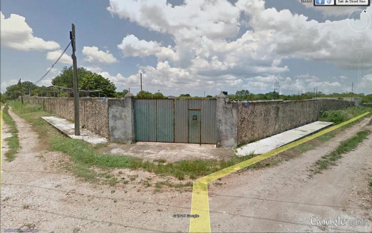 Foto de terreno habitacional en venta en  , cholul, mérida, yucatán, 1112427 No. 01
