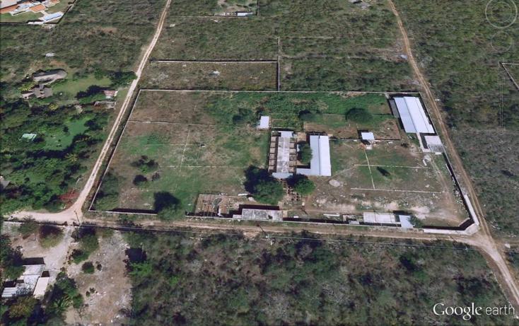 Foto de terreno habitacional en venta en, cholul, mérida, yucatán, 1112427 no 02