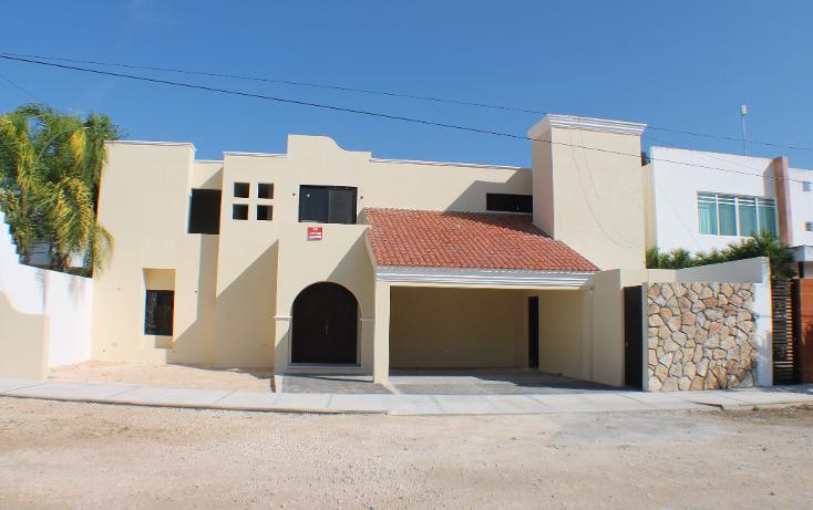 Foto de casa en venta en  , cholul, mérida, yucatán, 1112801 No. 01