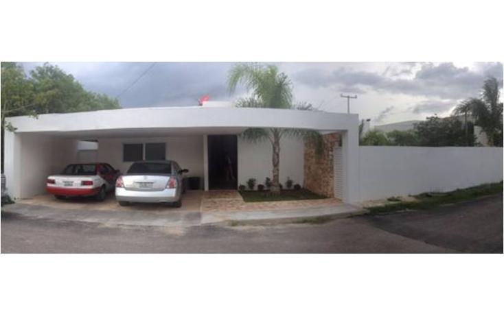 Foto de casa en venta en  , cholul, mérida, yucatán, 1113531 No. 01