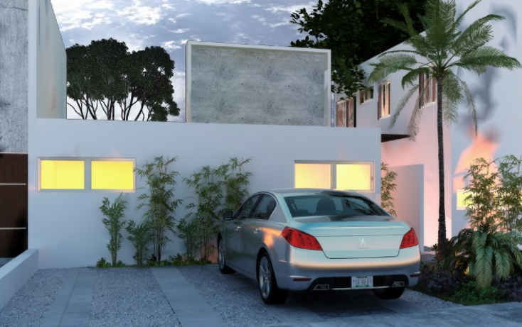 Foto de casa en venta en  , cholul, m?rida, yucat?n, 1114045 No. 01
