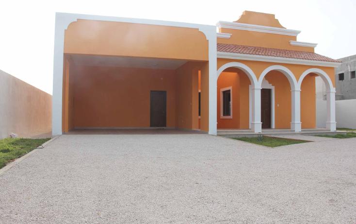 Foto de casa en venta en  , cholul, m?rida, yucat?n, 1114879 No. 01