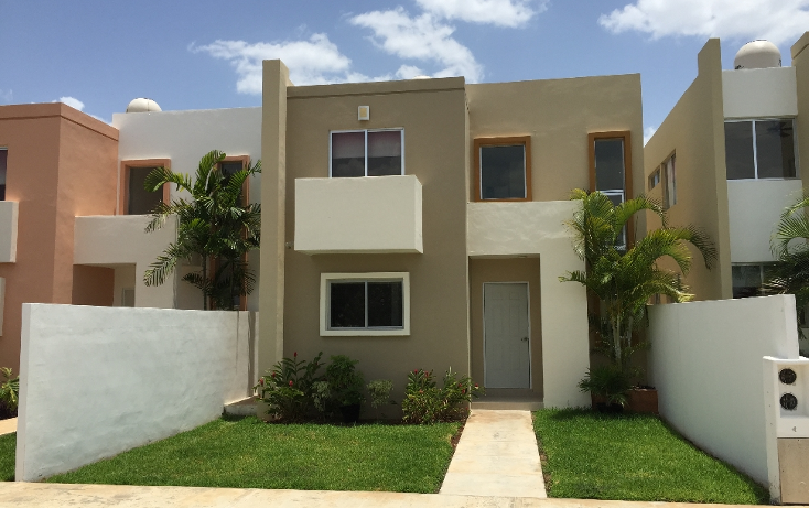 Foto de casa en venta en  , cholul, mérida, yucatán, 1116459 No. 01