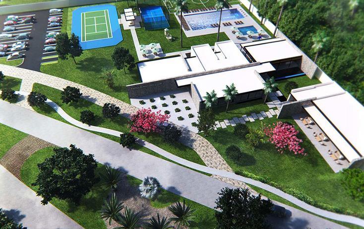 Foto de terreno habitacional en venta en  , cholul, mérida, yucatán, 1120829 No. 02