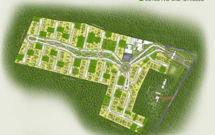 Foto de terreno habitacional en venta en  , cholul, mérida, yucatán, 1120829 No. 03