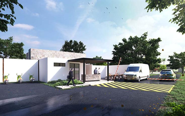 Foto de terreno habitacional en venta en  , cholul, mérida, yucatán, 1120829 No. 13