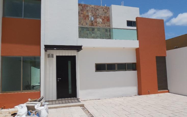 Foto de casa en venta en  , cholul, mérida, yucatán, 1123463 No. 01