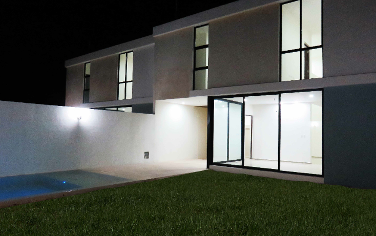 Foto de casa en venta en  , cholul, mérida, yucatán, 1126397 No. 01