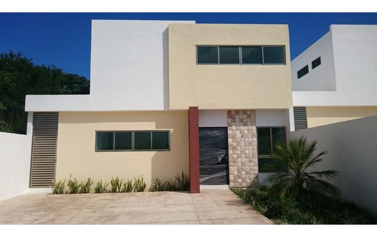 Foto de casa en venta en  , cholul, mérida, yucatán, 1132603 No. 01