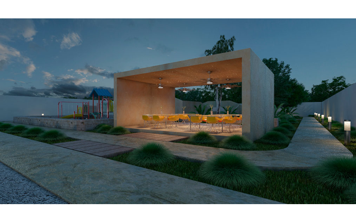 Foto de casa en condominio en venta en  , cholul, m?rida, yucat?n, 1132803 No. 02