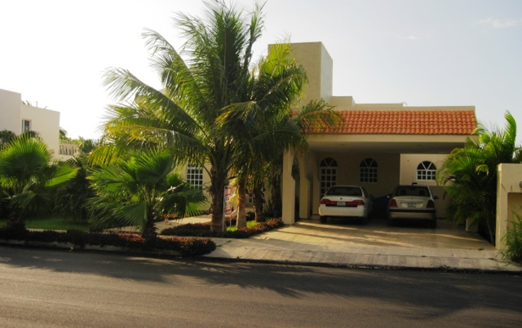 Foto de casa en venta en  , cholul, mérida, yucatán, 1133177 No. 01