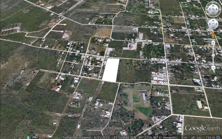 Foto de terreno comercial en venta en  , cholul, mérida, yucatán, 1133627 No. 01