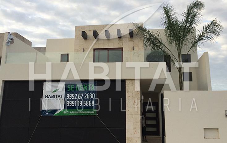 Foto de casa en venta en  , cholul, m?rida, yucat?n, 1135809 No. 01