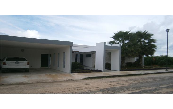 Foto de casa en venta en  , cholul, m?rida, yucat?n, 1135821 No. 01