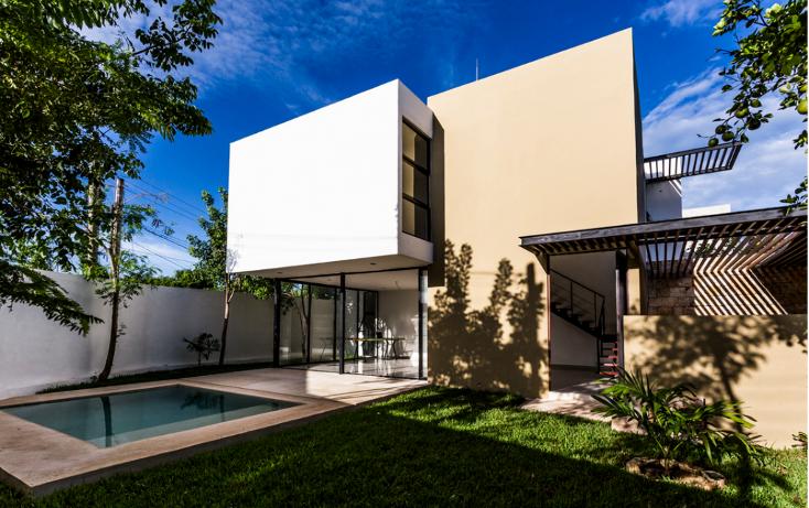 Foto de casa en venta en  , cholul, mérida, yucatán, 1138599 No. 01