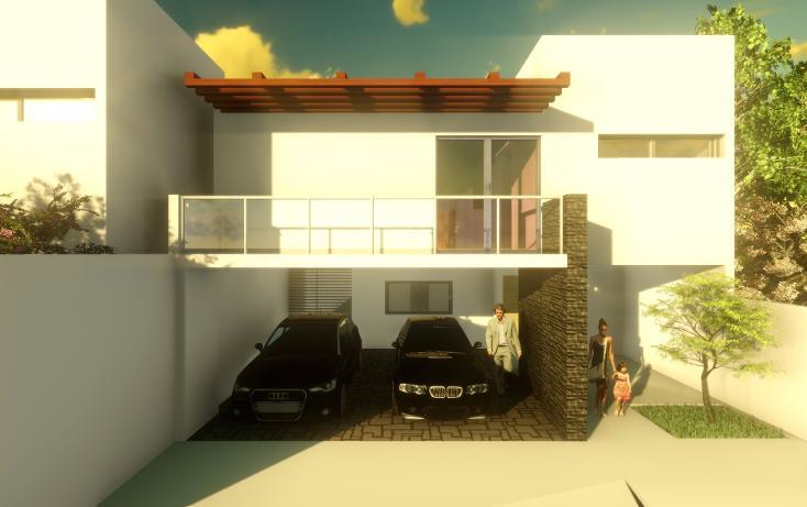 Foto de casa en venta en  , cholul, mérida, yucatán, 1145393 No. 01
