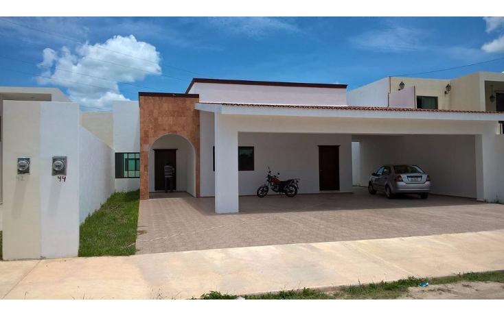 Foto de casa en venta en  , cholul, mérida, yucatán, 1147371 No. 01