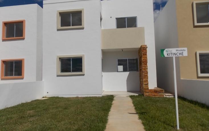 Foto de casa en venta en  , cholul, mérida, yucatán, 1147617 No. 01