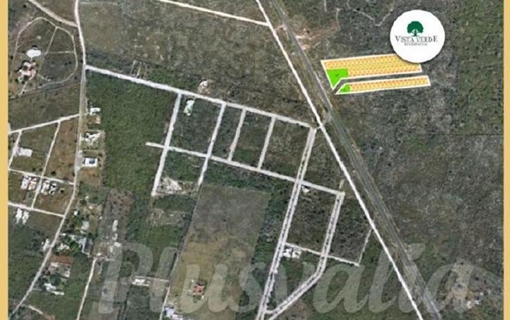 Foto de terreno habitacional en venta en  , cholul, mérida, yucatán, 1149283 No. 01
