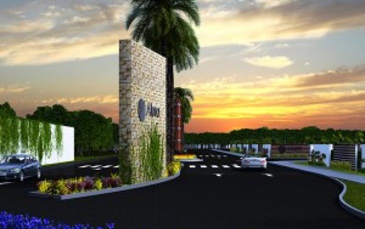 Foto de terreno habitacional en venta en  , cholul, mérida, yucatán, 1149623 No. 01