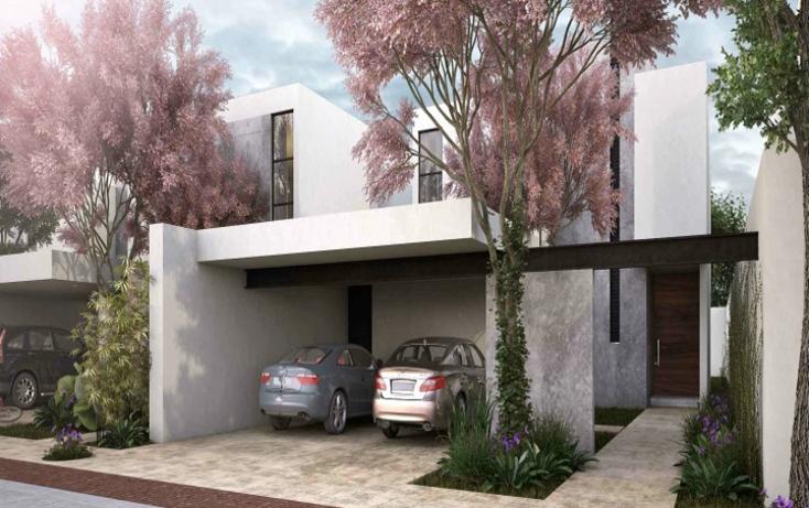 Foto de casa en venta en  , cholul, mérida, yucatán, 1163229 No. 01