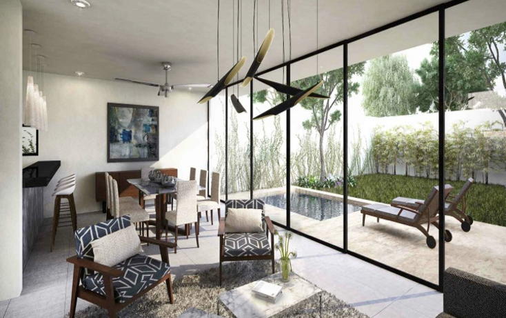 Foto de casa en venta en  , cholul, mérida, yucatán, 1163229 No. 03