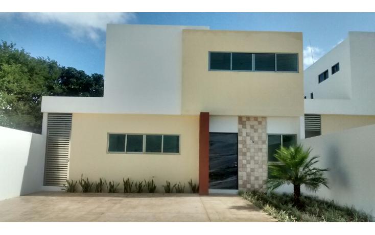 Foto de casa en venta en  , cholul, m?rida, yucat?n, 1163547 No. 01