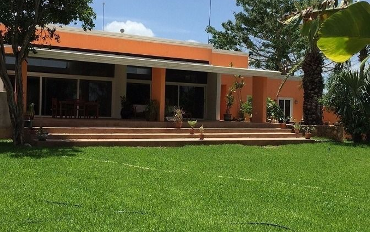 Foto de casa en venta en  , cholul, mérida, yucatán, 1165961 No. 01