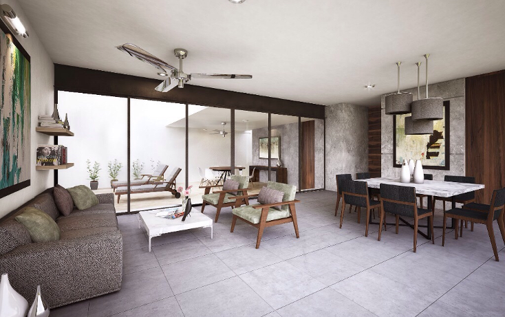 Foto de casa en venta en  , cholul, mérida, yucatán, 1166099 No. 03