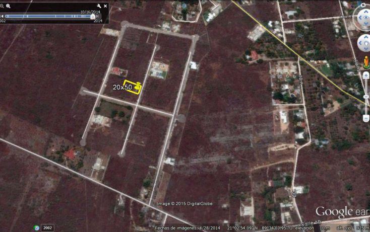 Foto de terreno habitacional en venta en, cholul, mérida, yucatán, 1166365 no 01