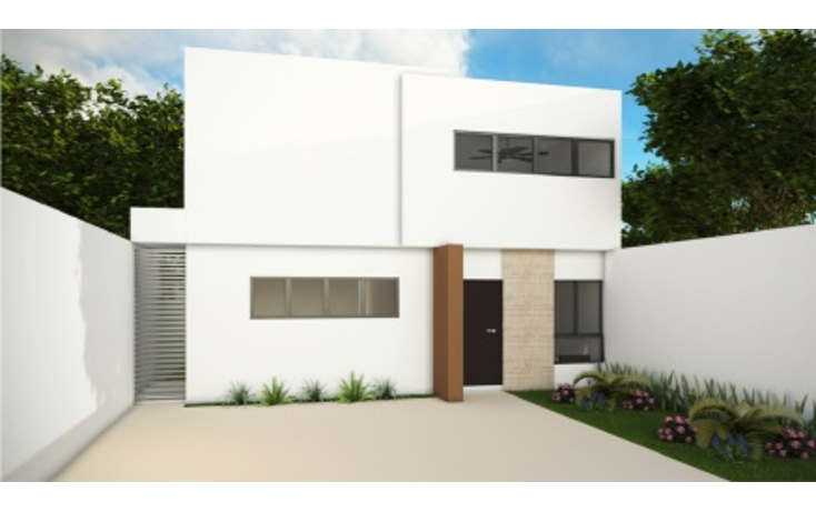 Foto de casa en venta en  , cholul, mérida, yucatán, 1170085 No. 01