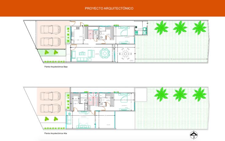 Foto de casa en venta en  , cholul, mérida, yucatán, 1170085 No. 03
